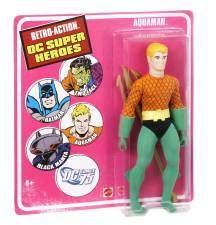 Retro-Action DC Super Heroes Aquaman Figure
