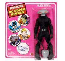 Retro-Action DC Super Heroes Black Manta Figure