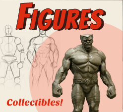 Captain Hollywood's Action Figures