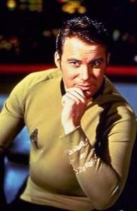 Billy Shatner, Leading Man!