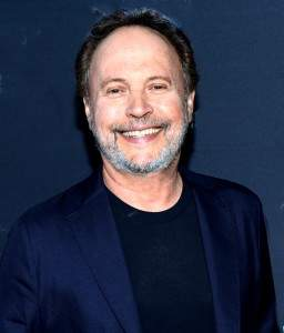 SANTA MONICA, CA - APRIL 06: Billy Crystal arrives at the premiere event for FX's The Comedians at Broad Stage on April 6, 2015 in Santa Monica, California. (Photo by Tonya Wise/PictureGroup/FX Networks)