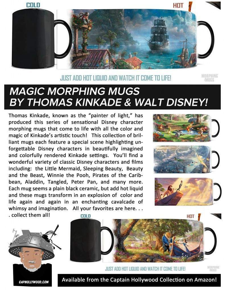 Kinkade Mugs Flyer