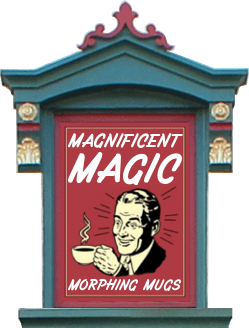 Magnificent Magic Morphing Mugs