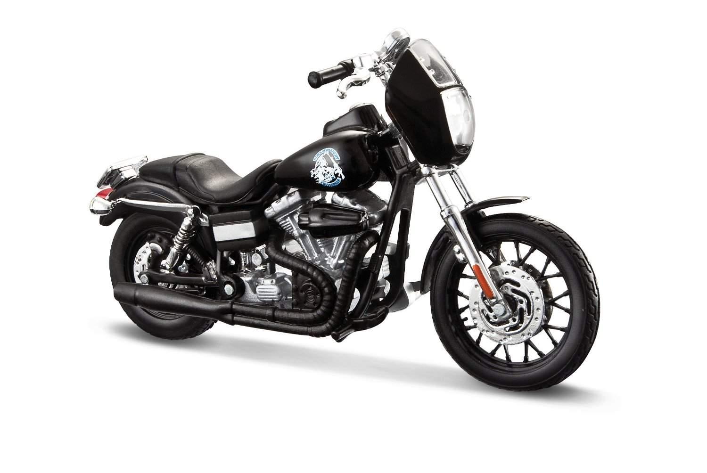 Maisto Harley Davidson Motorcycle   Scale
