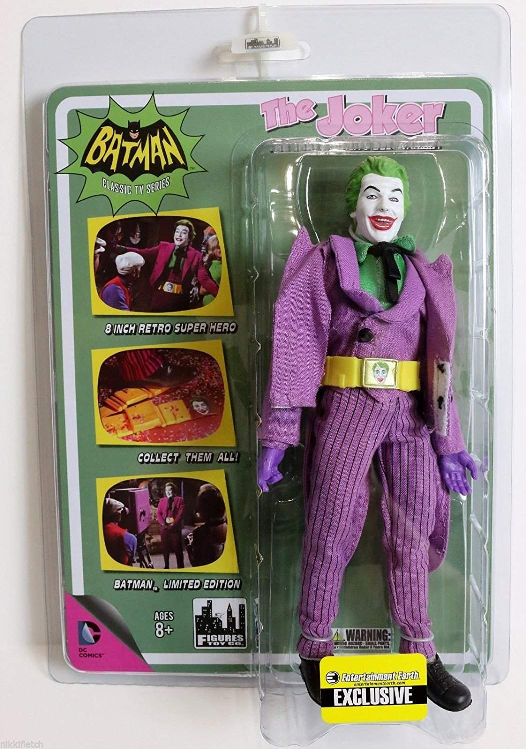The Joker Utility Belt Variant Action Figure