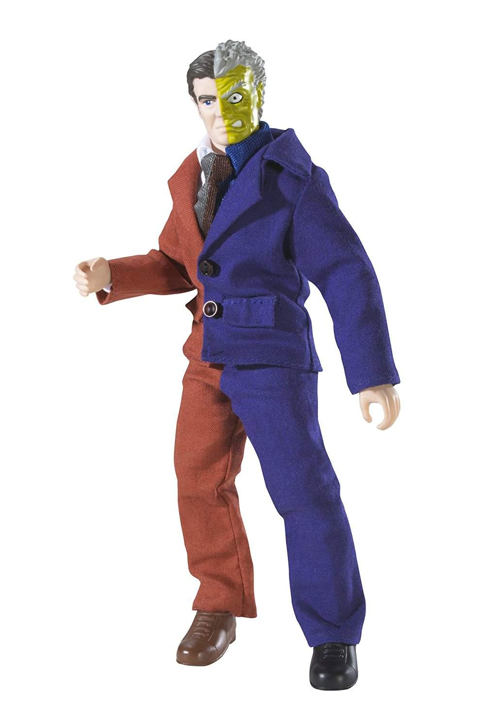 Retro-Action DC Super Heroes Two-Face Figure