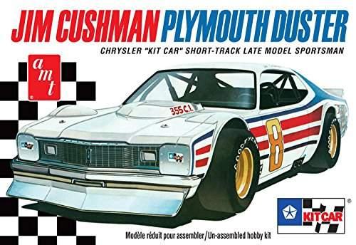 Cushman Duster Kit Car Late Model Racer Stock Car Model Kit (1:25 Scale)