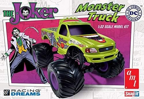 Joker Monster Truck Snap Kit (1:32 Scale)