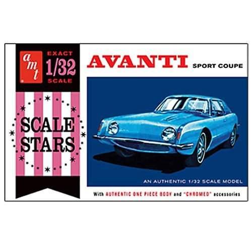 1963 Studebaker Avanti (1:32 Scale)