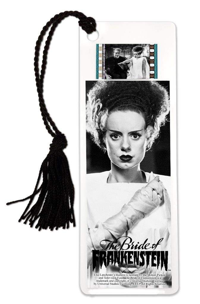 The Bride of Frankenstein (Series 1) Film Cell Bookmark