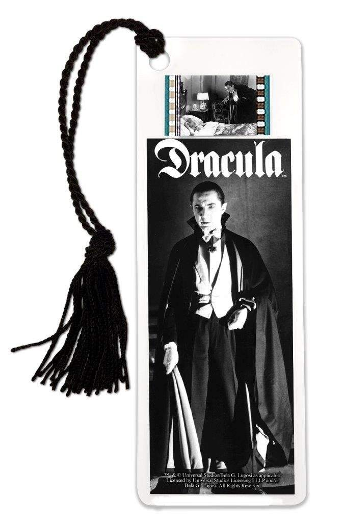 Universal Monsters Dracula (Series 1) Film Cell Bookmark