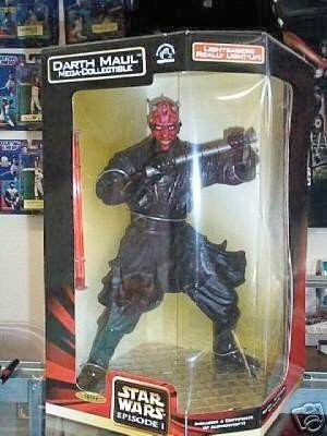 Star Wars Episode 1 Darth Maul Collectible