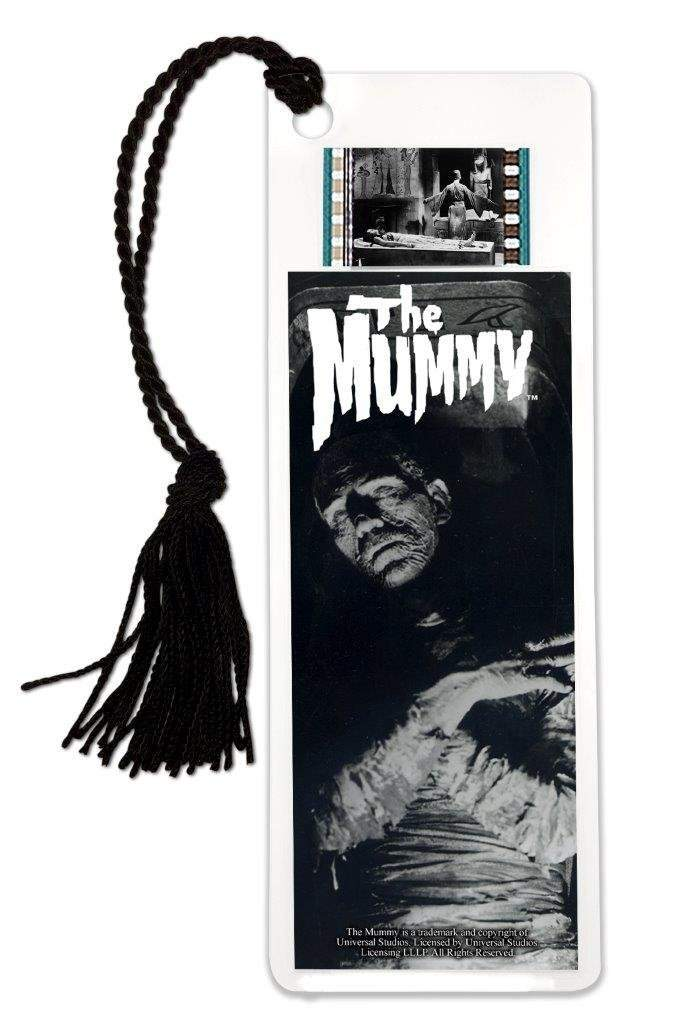 Universal Monsters The Mummy (Series 1) Film Cell Bookmark