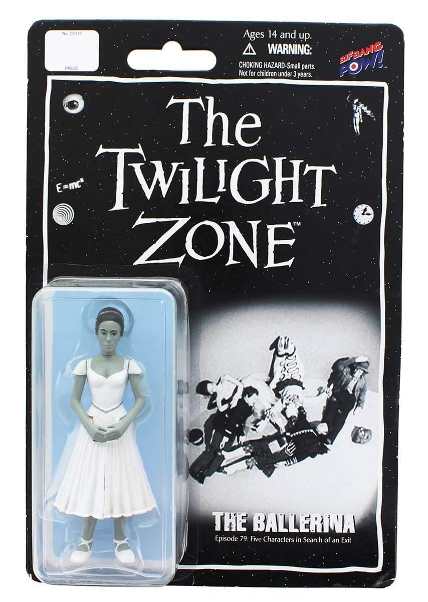 The Twilight Zone Ballet Dancer 3 3/4-Inch Figures Series 3