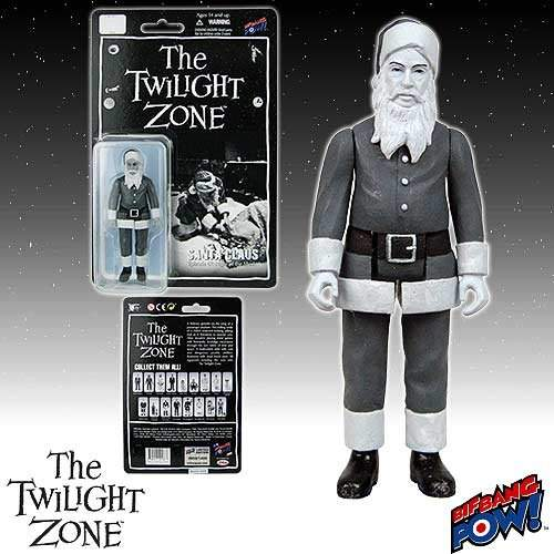 The Twilight Zone Santa Claus 3 3/4-Inch Figure Series 2