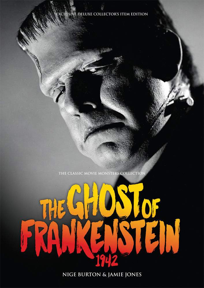 Ghost of Frankenstein 1942 Softcover Book Classic Movie Monsters Guide! MINT!
