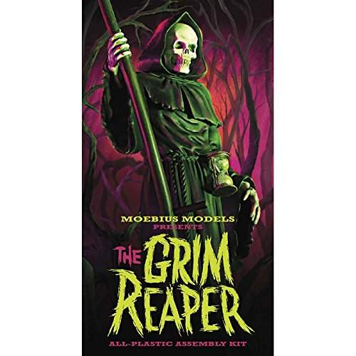 The Grim Reaper Plastic Assembly Model Kit (1/8 Scale)