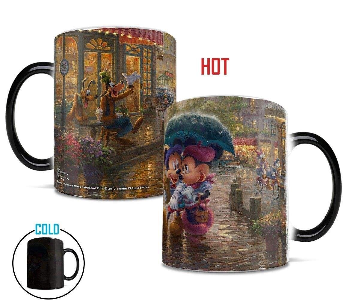 Thomas Kinkade (Mickey & Friends – Paris, France) Morphing Mug