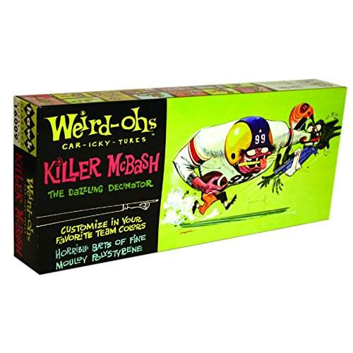 Hawk Weird-Ohs Killer McBash